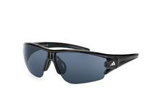 Adidas Evil Eye A 403/00 6065, Sporty Sonnenbrillen, Schwarz