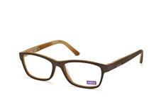 Mexx 5643 600, inkl. Gläser, Quadratische Brille, Unisex - Preisvergleich