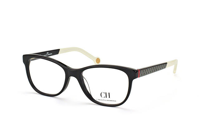 Carolina Herrera VHE 662 0700 perspective view