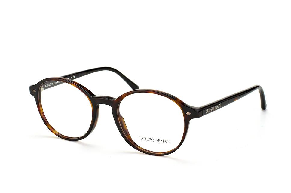 Giorgio Armani Herren Brille » AR7136«, braun, 5026 - braun