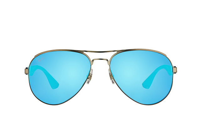 Ray-Ban RB 3523 029/55 vista en perspectiva