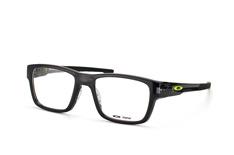 Oakley Splinter OX 8077 04, Square Brillen, Schwarz
