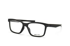 Oakley Fenceline OX 8069 06, Square Brillen, Schwarz