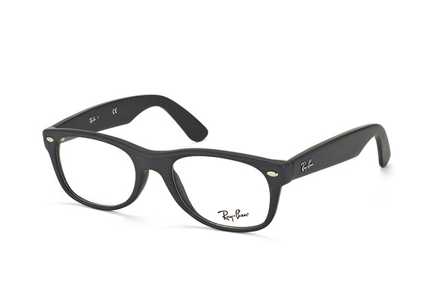 Ray-Ban RX 5184 5582 perspective view