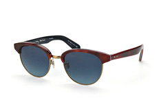 Paul Smith Redbury PM 8237S 1468/4U, Browline Sonnenbrillen, Braun