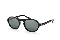 Paul Smith Devonshire PM 8233Su 1424/6G, Aviator Sonnenbrillen, Schwarz