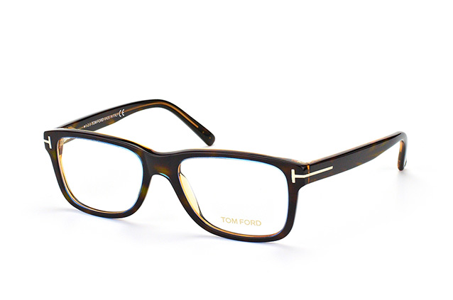 Tom Ford FT 5163 / V 55A vue en perpective