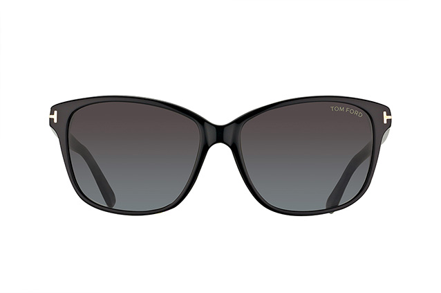 Tom Ford Dana FT 0432/S 01B Perspektivenansicht