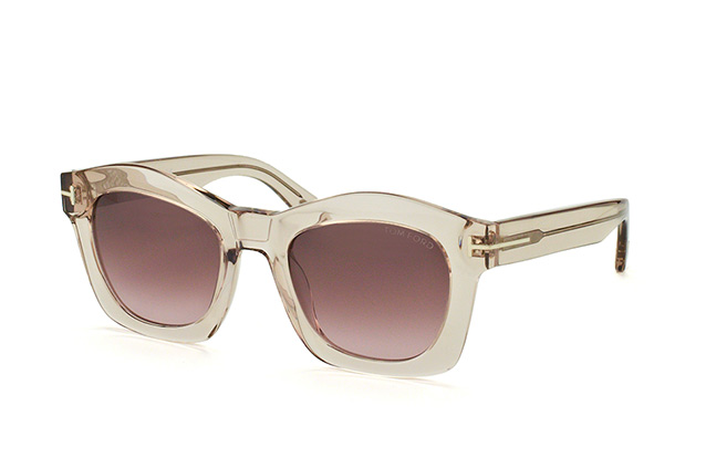 Tom Ford Greta FT 0431/S 74S perspective view