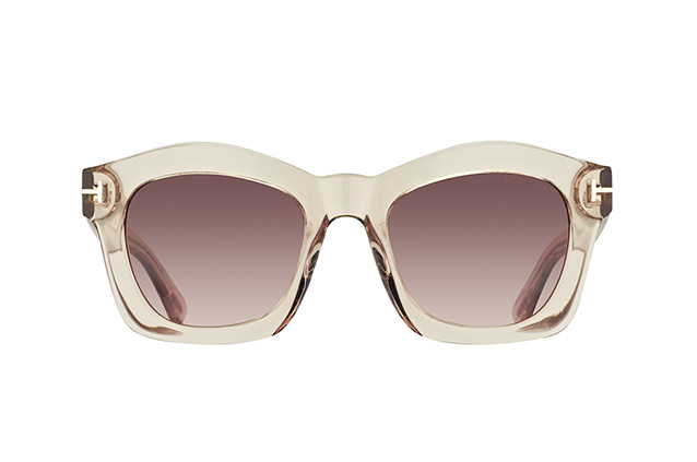 Tom Ford Greta FT 0431/S 74S Perspektivenansicht