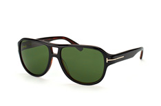 Tom Ford Dylan FT 0446/s 05N, Aviator Sonnenbrillen, Schwarz