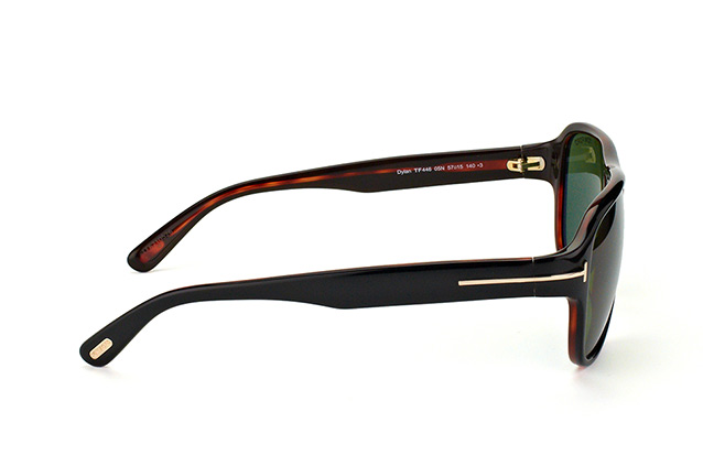 Tom Ford Dylan FT 0446/S 05N vista en perspectiva