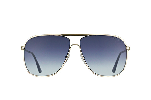 Tom Ford Dominic FT 0451/S 16W perspective view