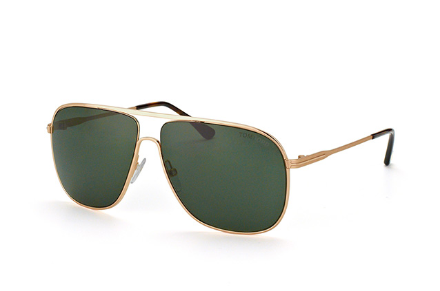 Tom Ford Dominic FT 0451/S 28N vue en perpective