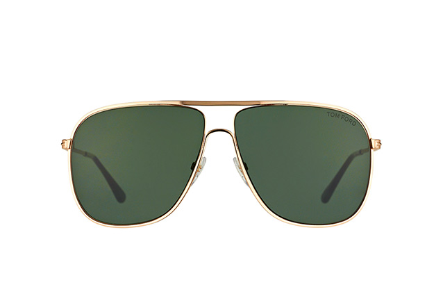 Tom Ford Dominic FT 0451/S 28N perspective view