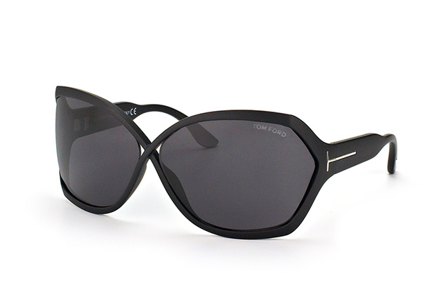 Tom Ford Julianne FT 0427/S 02A Perspektivenansicht