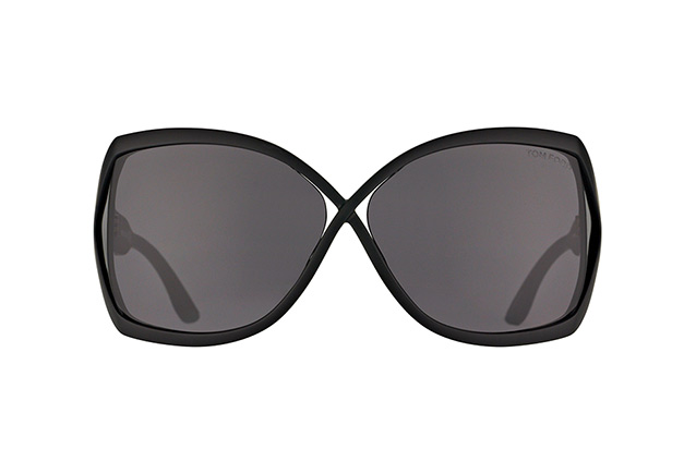 Tom Ford Julianne FT 0427/S 02A vista en perspectiva