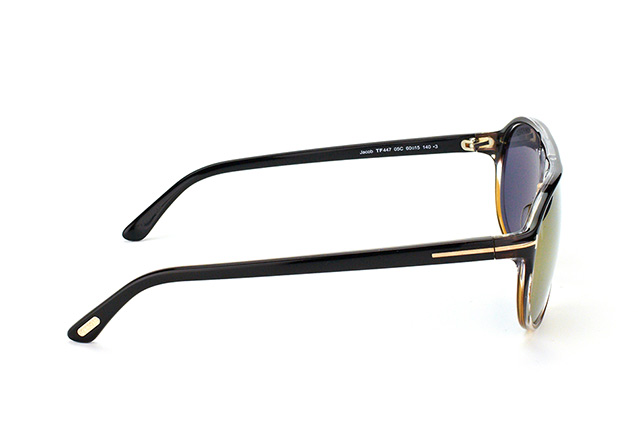 Tom Ford Jacob FT 0447/S 05C vue en perpective