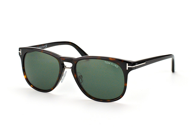 Tom Ford Franklin TF 0346/S 56N vue en perpective