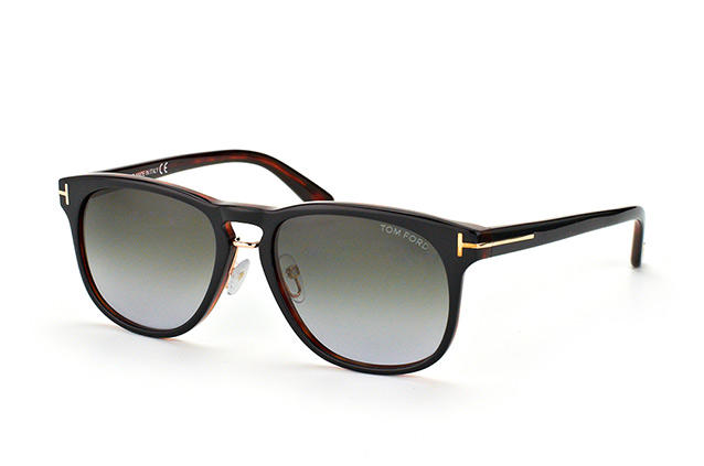Tom Ford Franklin TF 0346/S 01V perspective view