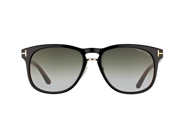 Tom Ford Franklin TF 0346/S 01V Perspektivenansicht