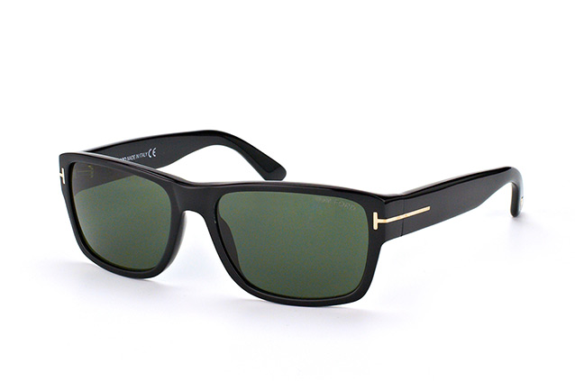 Tom Ford Marson FT 0445/S 01N Perspektivenansicht
