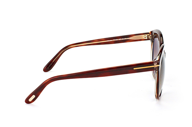 Tom Ford Monica FT 0429/S 56F vista en perspectiva