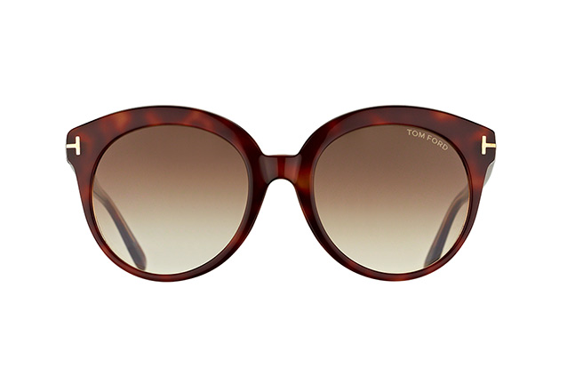 Tom Ford Monica FT 0429/S 56F Perspektivenansicht