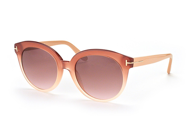 Tom Ford Monica FT 0429/S 74F perspective view