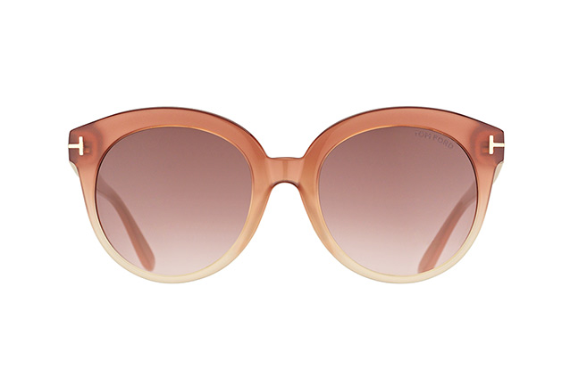 Tom Ford Monica FT 0429/S 74F vue en perpective