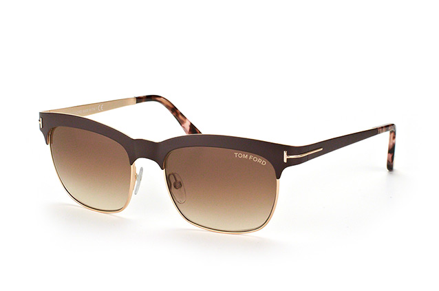 Tom Ford Elena FT 0437/S 48F perspective view
