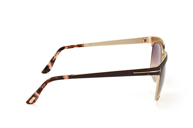 Tom Ford Elena FT 0437/S 48F vue en perpective