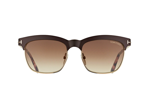 Tom Ford Elena FT 0437/S 48F Perspektivenansicht