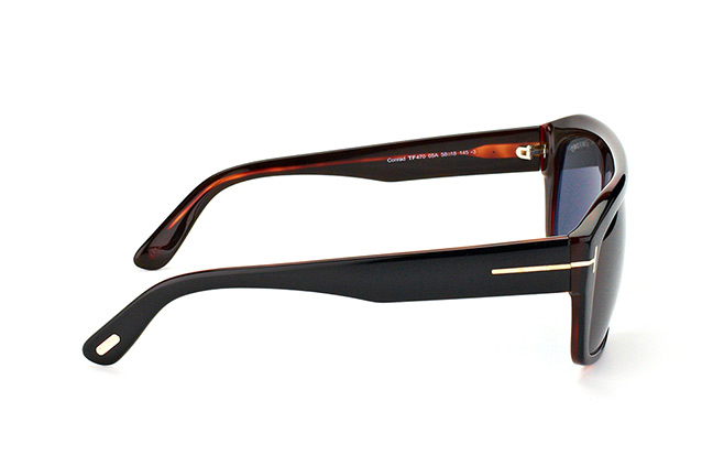 Tom Ford Conrad FT 0470/S 05A vista en perspectiva