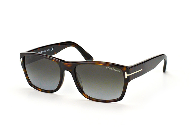 Tom Ford Marson FT 0445/S 52B perspective view