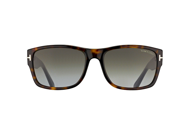 Tom Ford Marson FT 0445/S 52B vue en perpective
