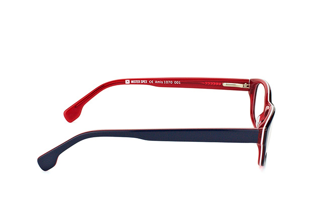 Mister Spex Collection Amis 1070 001 vista en perspectiva