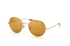 Paul Smith Clarefield PM 4072S 5035/w4, Round Sonnenbrillen, Goldfarben