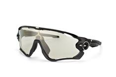 Oakley OO Jawbreaker 9290 14, Singlelens Sonnenbrillen, Schwarz