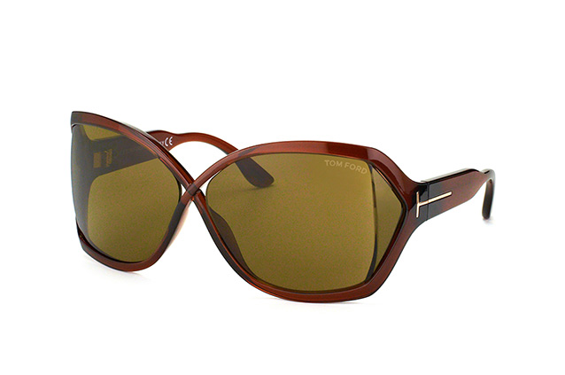 Tom Ford Julianne FT 0427/S 48J Perspektivenansicht