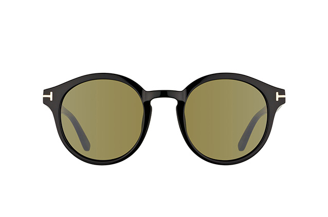 Tom Ford Lucho FT 0400 / S 01J vista en perspectiva