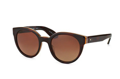 Paul Smith Palmer PM 8228-S-U 1425/t5, Butterfly Sonnenbrillen, Dunkelbraun