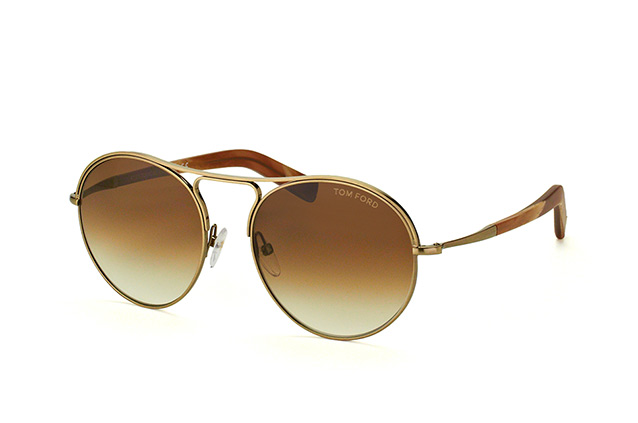 Tom Ford Jessie FT 0449/S 33F perspective view