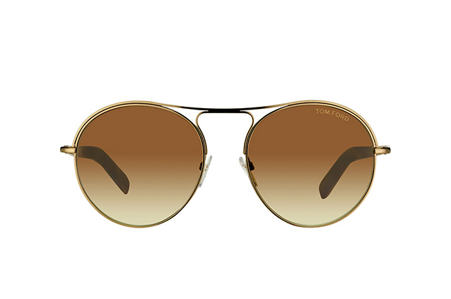 Tom Ford Jessie FT 0449/S 33F vista en perspectiva