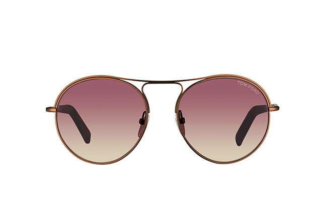 Tom Ford Jessie FT 0449/S 49T vista en perspectiva