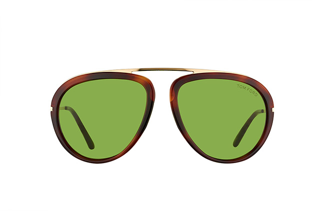 Tom Ford Stacy FT 0452/S 56N vista en perspectiva