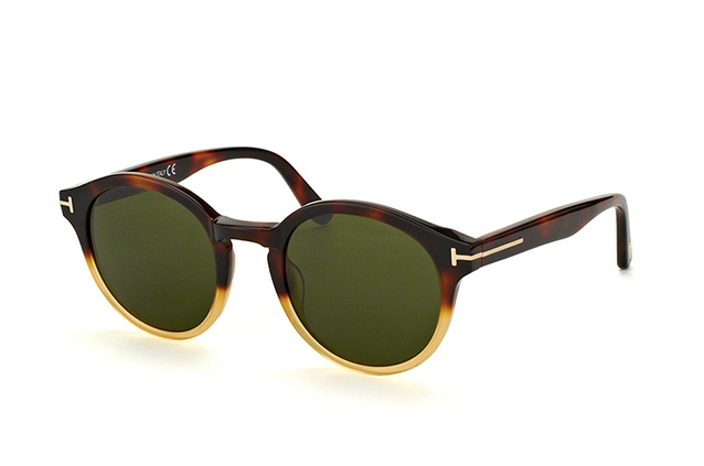 Tom Ford Lucho FT 0400 / S 58N perspective view