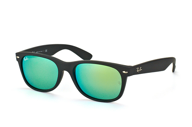 Ray-Ban Wayfarer RB 2132 622/19 large vista en perspectiva