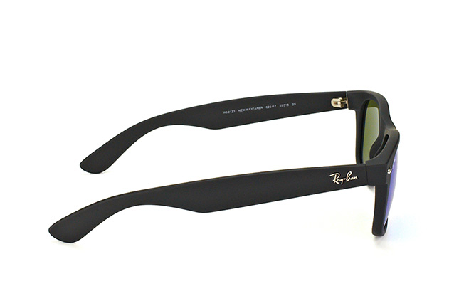 Ray-Ban Wayfarer RB 2132 622/17 large perspective view