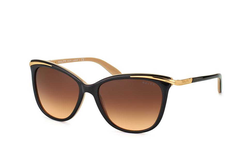RALPH Ralph Damen Sonnenbrille » RA5220«, braun, 137813 - braun/braun